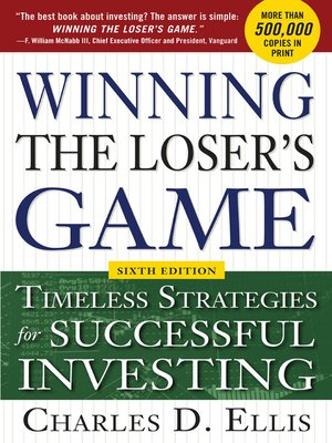 cover image of Winning the Loser's Game