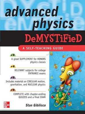 cover image of Advanced Physics Demystified