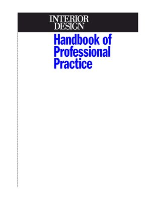 Interior Design Handbook Of Professional Practice By Cindy Coleman Overdrive Rakuten Ebooks Audiobooks And Videos For Libraries