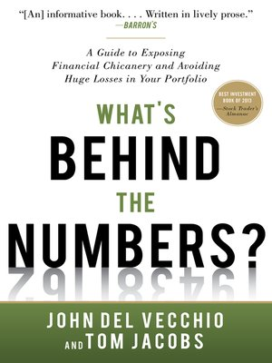 cover image of What's Behind the Numbers?