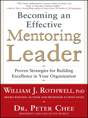 cover image of Becoming an Effective Mentoring Leader