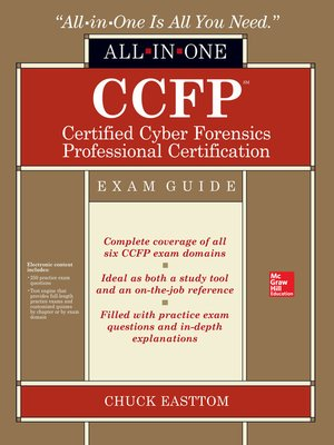Ccfp certified cyber forensics professional all in one exam guide by cover image fandeluxe Choice Image