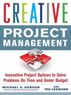 cover image of Creative Project Management