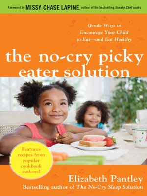 cover image of The No-Cry Picky Eater Solution