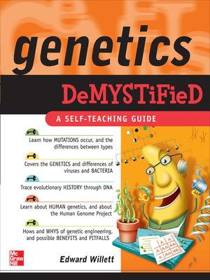cover image of Genetics Demystified