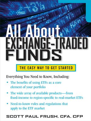 cover image of All About Exchange-Traded Funds