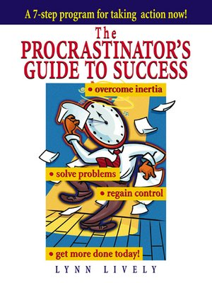 cover image of The Procrastinator's Guide to Success