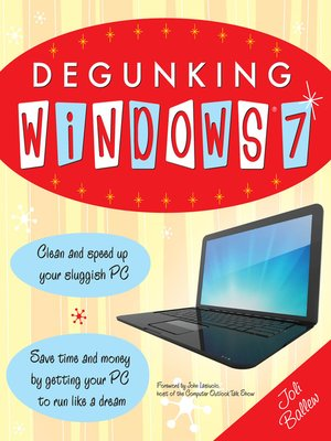 cover image of Degunking Windows 7