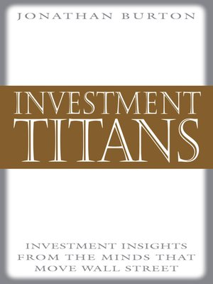 cover image of Investment Titans