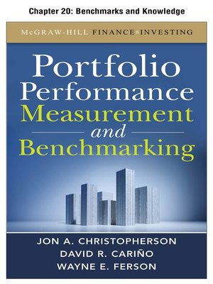 cover image of Benchmarks and Knowledge