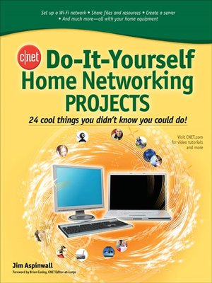 Cnet do it yourself home networking projects by jim aspinwall cnet do it yourself home networking projects solutioingenieria Image collections