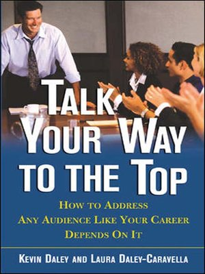 cover image of Talk Your Way to the Top