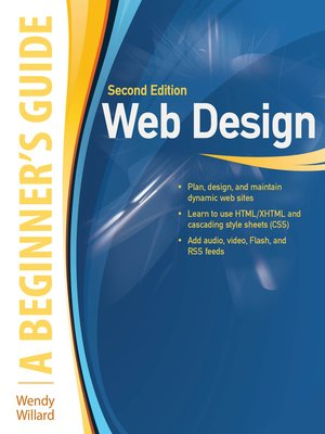 cover image of Web Design