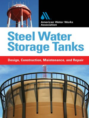 cover image of Steel Water Storage Tanks