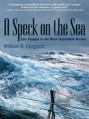 cover image of A Speck on the Sea
