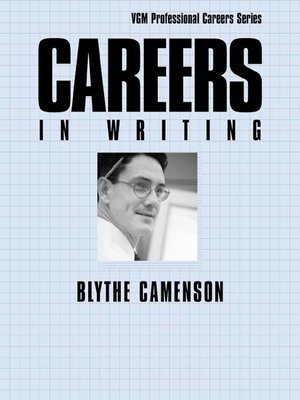 cover image of Careers in Writing