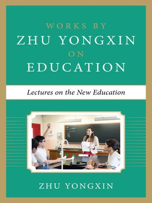 cover image of Lectures on the New Education