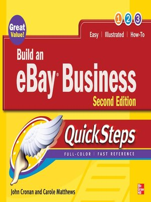 cover image of Build an eBay® Business