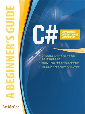 cover image of C#