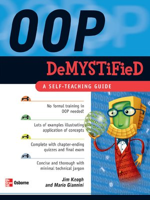 cover image of OOP Demystified
