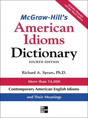 american idioms and phrases pdf