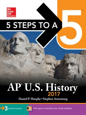 cover image of 5 Steps to a 5 AP U.S. History 2017