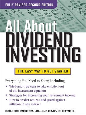 cover image of All About Dividend Investing