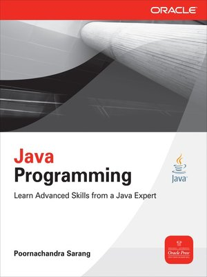 cover image of Java Programming