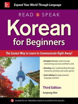 cover image of Read and Speak Korean for Beginners