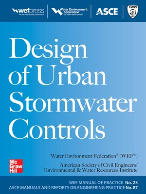 cover image of Design of Urban Stormwater Controls
