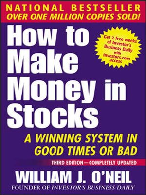 cover image of How to Make Money in Stocks, Third Edition