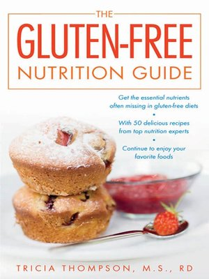 cover image of The Gluten-Free Nutrition Guide