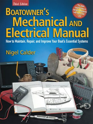 cover image of Boatowner's Mechanical and Electrical Manual