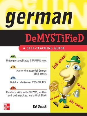 cover image of German Demystified