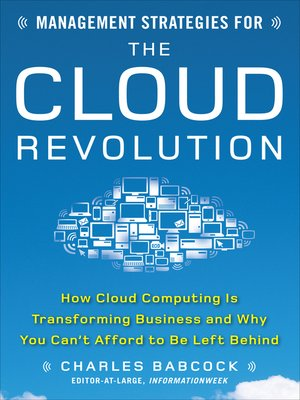 cover image of Management Strategies for the Cloud Revolution