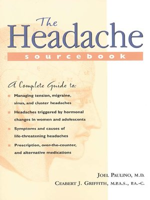 cover image of The Headache Sourcebook