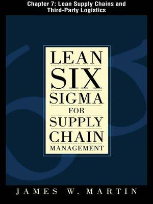 supply chain logistics management mcgraw hill pdf