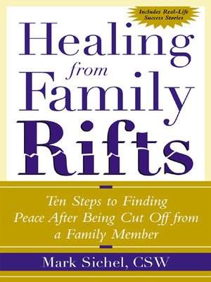 cover image of Healing from Family Rifts