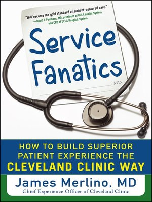 cover image of Service Fanatics