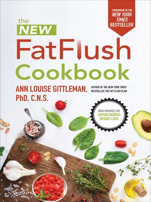 cover image of New Fat Flush Cookbook