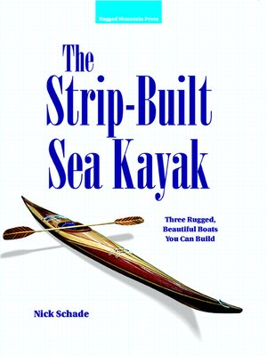 cover image of The Strip-Built Sea Kayak