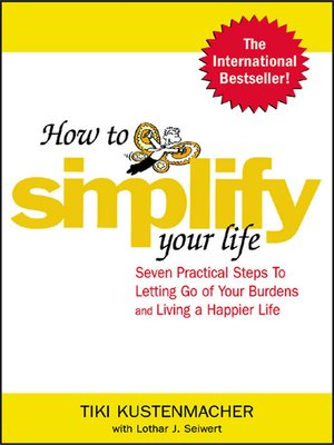 cover image of How to Simplify Your Life