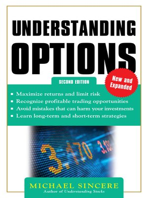 cover image of Understanding Options 2E