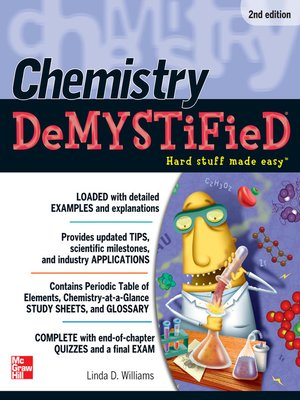 cover image of Chemistry Demystified