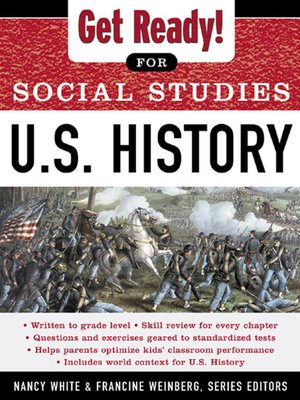 cover image of U. S. History
