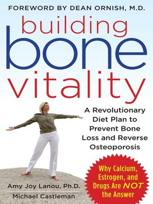 cover image of Building Bone Vitality