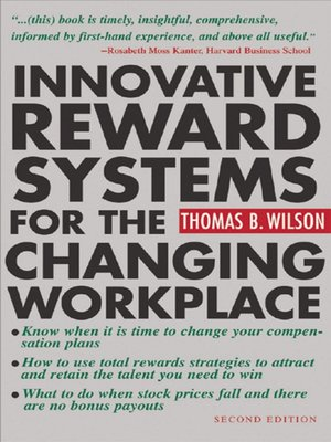 cover image of Innovative Reward Systems for the Changing Workplace