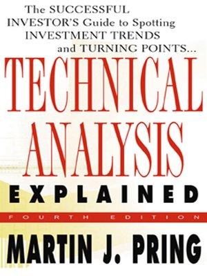 Martin Pring Technical Analysis Explained Pdf Indicator