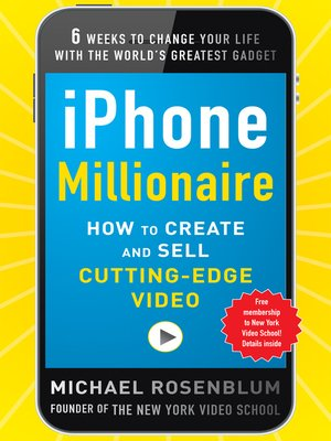 cover image of iPhone Millionaire