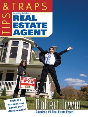 cover image of Tips & Traps for Getting Started as a Real Estate Agent